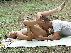 Anal, Babe, Outdoor