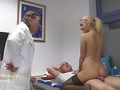 Amateur, Massage, German