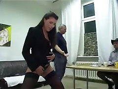 Stockings, Pantyhose, German, High Heels