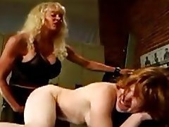 BDSM, Femdom, Lesbian, Old and Young