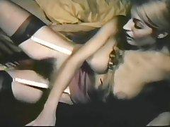 Hairy, Nipples, Stockings, Vintage