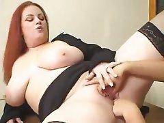 Sex hot lesbian strapon anal