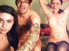 Amateur, Babe, Group Sex, Threesome
