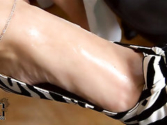 Blowjob, Ebony, Feet, Fetish