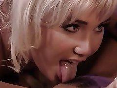 Lesbian, Big Boobs, Blonde, Brunette