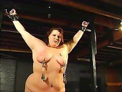 BDSM, BBW, Brunette, Lingerie