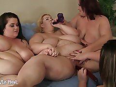 BBW, Lesbian